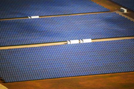 silver creek solar park