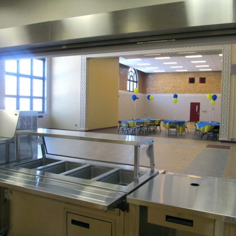 DPSCD Kitchen