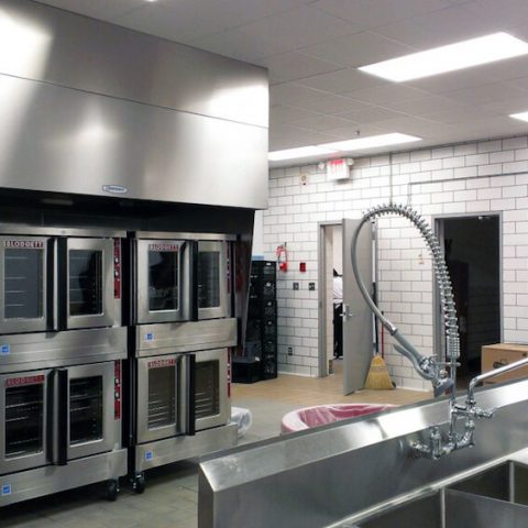 DPSCD New Kitchen