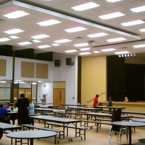 DPSCD New Cafeteria