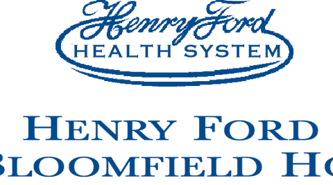 Henry Ford West Bloomfield Hospital Logo