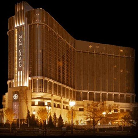 MGM Grand Detroit Exterior