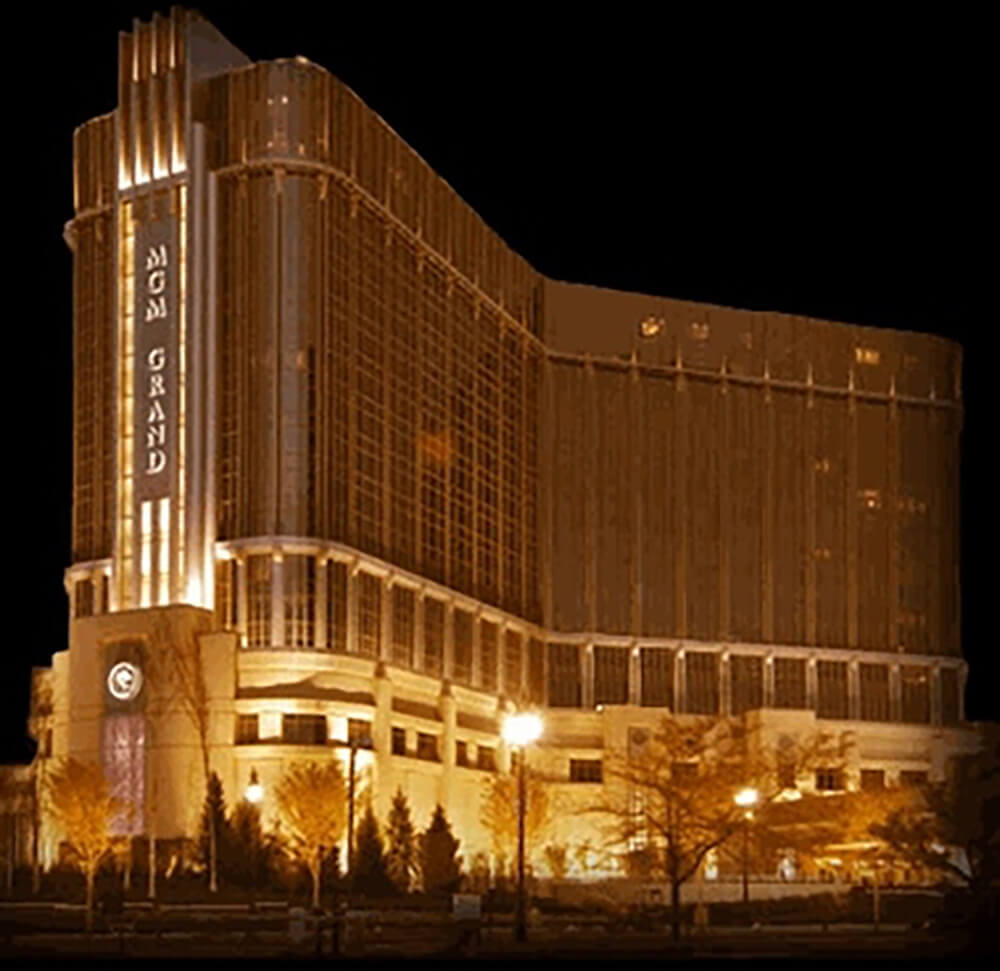 Mgm Grand Detroit Hotel