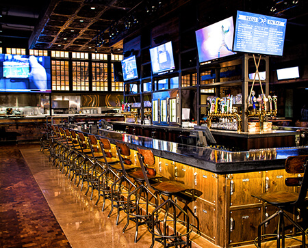 MGM Grand Detroit Bar