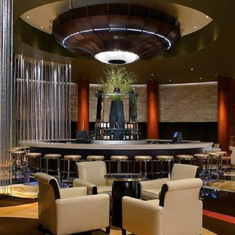 MGM Grand Detroit Lounge Area
