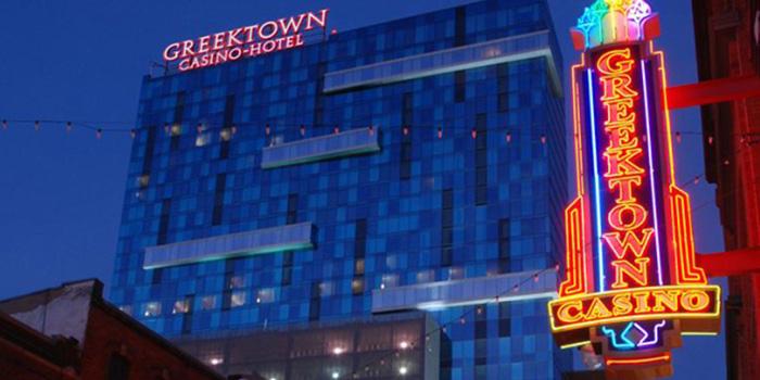 Greektown Casino Hotel - Detroit